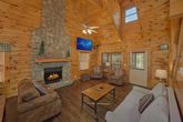 4 Bedroom Cabin with Luxurious King Suite