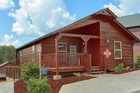 3 Bedroom cabin in Bear Cove Falls Resort - Flying Bear