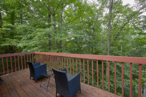 Pigeon Forge Cabin 2 Bedroom Sleeps 4 - Foxes Den