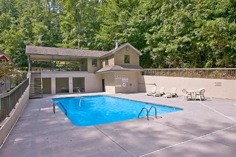 2 Bedroom with Resort Pool Brookstone Village - Foxes Den