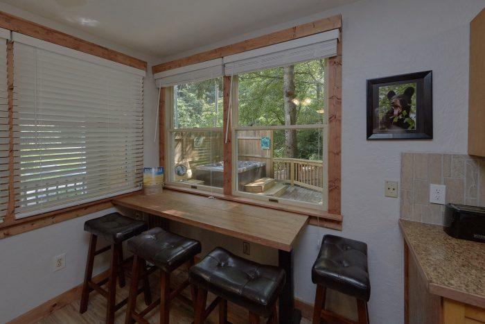 Gatlinburg Creekside Haven 2 Bedroom Cabin - Gatlinburg Creekside Haven