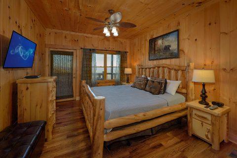 3 Bedroom Cabin with 2 Master Suites - Gatlinburg Splash