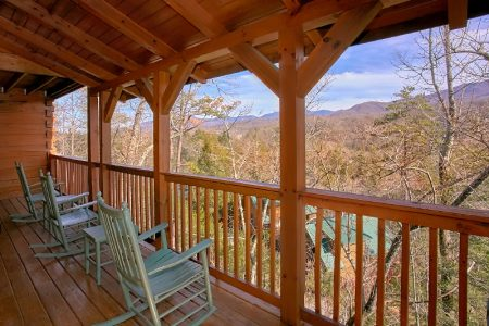 River Paradise: 3 Bedroom Sevierville Cabin Rental