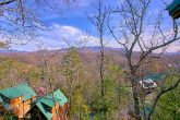 Spectacular Views Gatlinburg 3 Bedroom Cabin