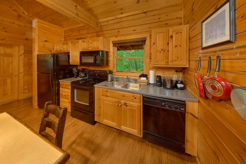 Pigeon Forge Cabin with Indoor Jacuzzi Tub - Git - R - Done