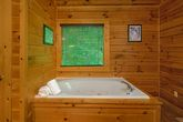 Smoky Mountain 1 Bedroom Cabin with Kitchen