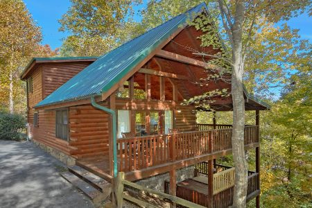 Natures Dream: 3 Bedroom Sevierville Cabin Rental