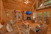 3 Bedroom Gatlinburg Cabin Sleeps 6