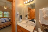 2nd Bedroom Gatlinburg Cabin Sleeps 6