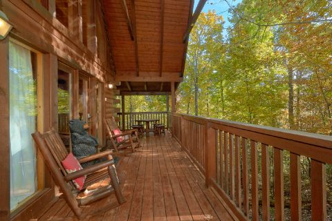Gatlinburg Black Bear Falls 3 Bedroom - Gray Fox Den