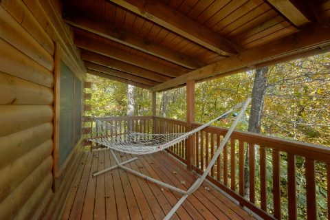 3 Bedroom Cabin in Gatlinburg Sleeps 6 - Gray Fox Den