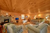 1 Bedroom Cabin Sleeps 2 with Gas Fireplace