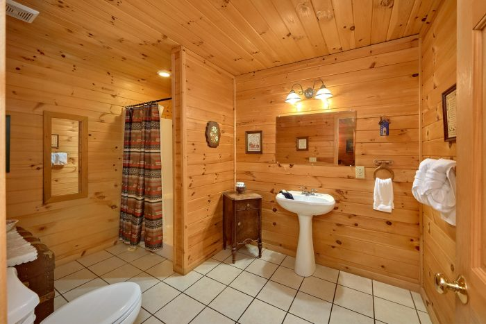 1 Bedroom Cabin with Full Bathroom - Gray's Place