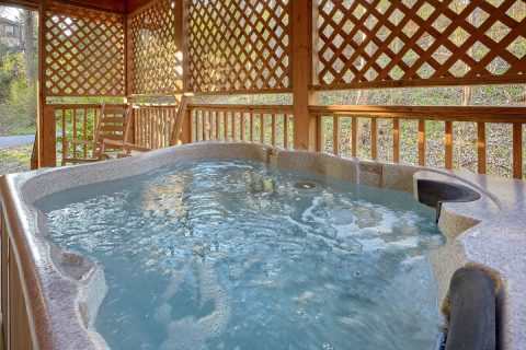 1 Bedroom Cabin with Hot Tub - Gray's Place