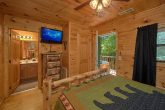 2 Bedroom Cabin with 2 Private Bedrooms