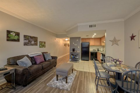 Golf View Condo with Full Kitchen and Fireplace - Hailey's Comet
