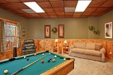 Honey Moon Cabin with Pool Table in Gatlinburg
