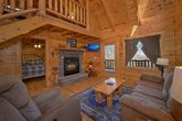 Romantic Cabin in the Smokies with Gas Fireplace