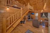 Smoky Mountain 1 Bedroom Cabin with Living Room