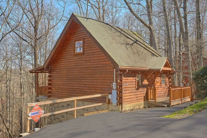 Happily Ever After Cabin Rental Photo