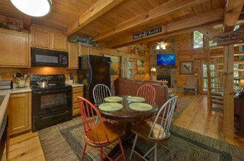 Have I Told You Lately 1 Bedroom Cabin Sleeps 4 - Have I Told You Lately