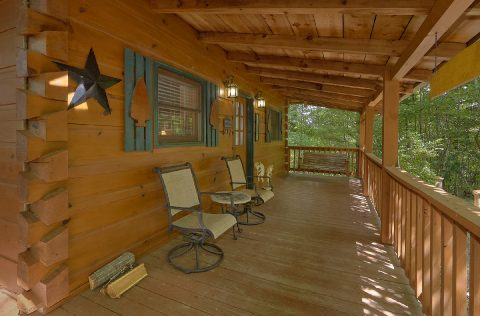 1 Bedroom Honeymoon Cabin Sleeps 4 - Have I Told You Lately