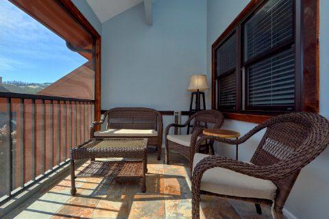Luxury Condo in Gatlinburg with Private Balcony - Hearthstone