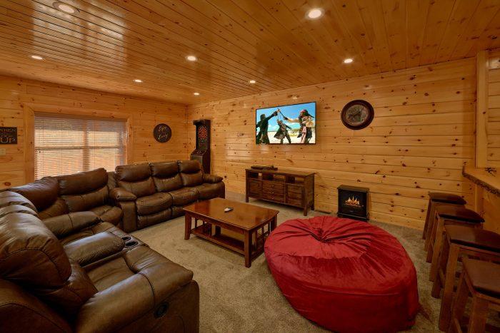 Heavenly Hideaway Cabin Rental Photo