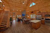 Bear Creek Crossing 4 Bedroom 5 Bath Cabin