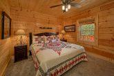 Beautiful 4 Bedroom 5 Bath Cabin Sleeps 10