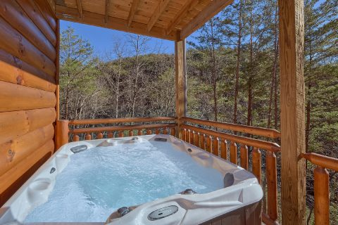 4 Bedroom With Hot Tub and Views - Heavenly Hideaway