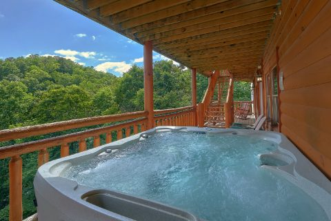 12 bedroom 16 Bath Cabin Sleeps 54 With Hot Tub - Heavenly Retreat Lodge