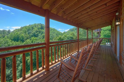 12 Bedroom with Views Sleeps 54 - Heavenly Retreat Lodge