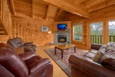Premium 2 Bedroom Cabin with Fireplace