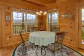 Spacious 2 Bedroom Cabin with Dining Room