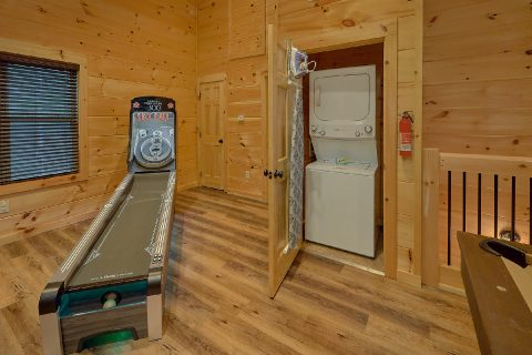 Premium 2 bedroom pool cabin with Poker Table - Hickory Splash