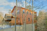 Pigeon Forge Cabin rental with indoor pool
