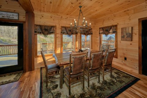 4 Bedroom Cabin Sleeps 12 Wears Valley - Hideaway Dreams