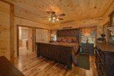 Luxurious Main Floor Master Bedroom