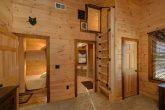 Sleeping Loft 4 Bedroom Cabin Sleeps 12