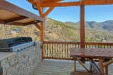 BBQ Grill with Spectacular Views
