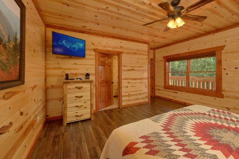 6 Bedroom Pool Cabin with 6 Private Bathrooms - High Dive