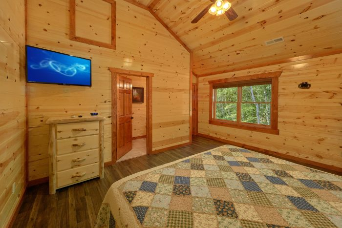 6 Bedroom Pool Cabin with 6 King Master Suites - High Dive
