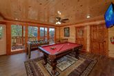 6 Bedroom Pool Cabin with a Billiards Table