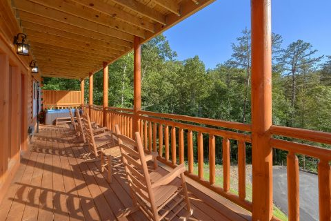 6 Bedroom Cabin with Mountain Views - High Dive