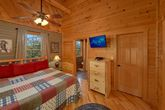Smoky Mountain Cabin Sleeps 6