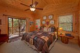 4 Bedroom Cabin with Master King Suite