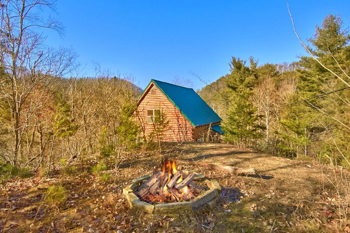 Hillside Haven Cabin Rental Photo