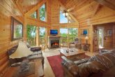 Premium Large Cabin Luxuriously Furnished