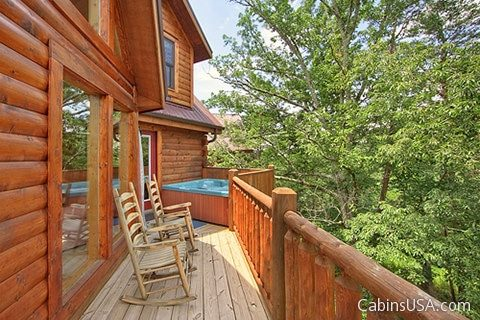 Property Photo - Hilltop Hideaway
